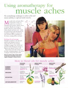 Young Living Essential Oils: Muscle Aches Pain www.fb.com/HealingLotusAromatherapy