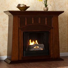 Austin Fireplace Ivan Smith Furniture $799.99 | Realistic Home ...