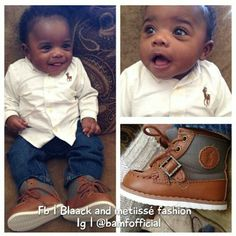 Baby Polo Swag :) TOO cute!