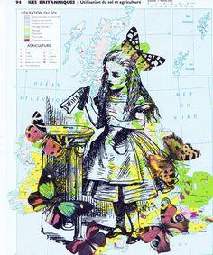 Art.Alice in by studioflowerpower on Etsy, $8.50