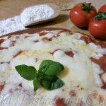 Pizza+Veloce+in+5+minuti+Ricetta