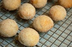 "Polvorones: Polvorones are soft, buttery, powdery cookies covered in cinnamon sugar. Some people would call them ""Mexican Wedding Cookies"" or ""Mexican Sugar Cookies,"" however my recipe does not cover them in powdered sugar. You can find these cookies in several variations and shapes at any Mexican bakery known as a ""Paneria."""