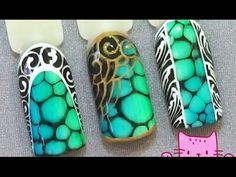 Витражный гель-лак расширяет возможности нейл мастера. Создаем быстрый и эффектный дизайн ногтей, который под силу даже новичку. Ссылки на гель-лаки Patrisa ...