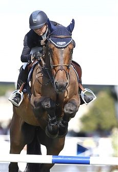 Chantilly 2014 Gallery - LONGINES GLOBAL CHAMPIONS TOUR - Jane Richard Philips take three 3rd places in Chantilly
