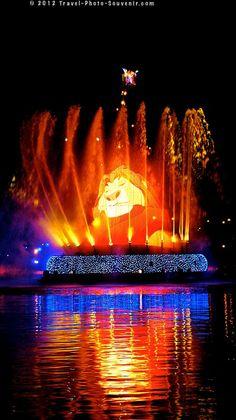 The Lion King, Disney Sea Parade, Tokyo, Japan: