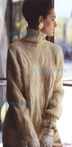 36 Ideas knitting patterns pullover beautiful for 2019 Winter Sweaters, Cable Knit Sweaters, Knit Fashion, Sweater Fashion, Knitting Socks, Baby Knitting, Knitting Designs, Knitting Patterns, Poncho Sweater