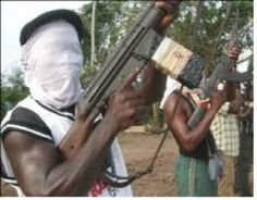 Militants Surrender Firearms to Police