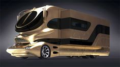 World's most Expensive Motorhome (BB)  would love to travel around in this forever