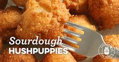 http://www.culturesforhealth.com/learn/recipe/sourdough-recipes/sourdough-hushpuppies/