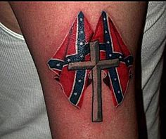 142 Best Southern Tattoos N Flags Images Rebel Flags Southern