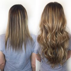 Hair Extensions - Put And End To Bad Hair Days With This Particular Expert Advice Bad Hair Day, Hairstyles With Bangs, Cool Hairstyles, Haircuts, Hair Extension Brush, New Hair Growth, Dull Hair, Natural Hair Styles, Long Hair Styles