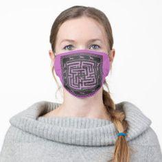 Cloth Face Mask Snug Fit, Sensitive Skin, Horses, Maze, Freedom, Animal, Clothes, Beauty, Liberty