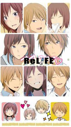 comics manga ReLife  重返17歲 大神和臣 狩生玲奈