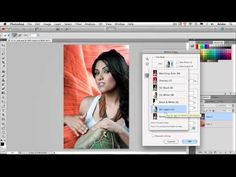 ▶ How to Remove An Image From The Background in Photoshop CS5 - YouTube