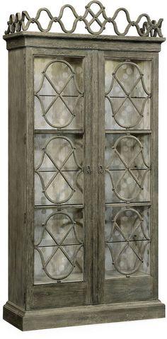 One Kings Lane Bridgemere 48 Cabinet, Gray