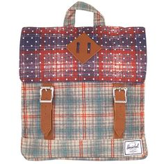 Herschel Survey Kids Backpack, Plaid