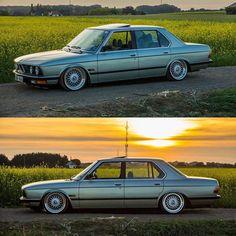 E28 Bmw, Bmw Alpina, Motor Works, Nice Cars, Bmw Cars, Car Stuff, Dream Cars, Euro, Automobile
