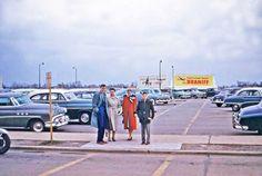 Anywhere USA, 1950s