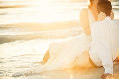 beach wedding | Sunglow Photography