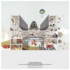 gosplan, Francesco Librizzi, Raffaella Parodi, Valter Scelsi · Guggenheim Helsinki Design Competition