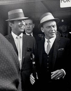 lose the boyfriend | Frank Sinatra & Dean Martin, London (1961)