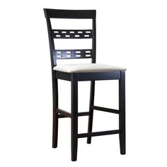 "Found it at Wayfair - Baxton Studio Seville 24"" Bar Stool (Set of 2)http://www.wayfair.com/daily-sales/p/Kitchen-%26-Dining-Clearance-Baxton-Studio-Seville-24%22-Bar-Stool~WHI5651~E23179.html?refid=SBP"