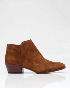 Petty Kid Suede In Cocoa