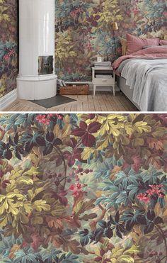 Die 72 besten Bilder von Tapeten für\'s Schlafzimmer