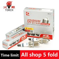 Promo offer US $41.81  4pcs/lot China original TORCH Double Iridium spark plugs K6II for BRILLIANCE M1 M2/BYD S6/GEELY BL/EMGRAND7,EC7,MR/IFAN820,etc.  #pcslot #China #original #TORCH #Double #Iridium #spark #plugs #BRILLIANCE #MBYD #SGEELY #BLEMGRANDECMRIFANetc  #Internet