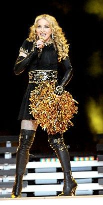 Madonna - she looks awesome for 53 yrs old!!