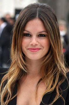 Light to Dark Ombre Hair......this one is really pretty too!  Adrianne Drebert you would look FANTASTIC!  Do it!