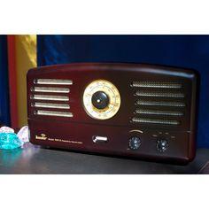 Tesslor Tube AM/FM Radio