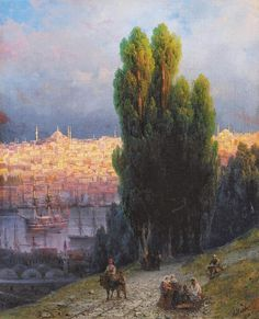 ► Ivan Aivazovsky