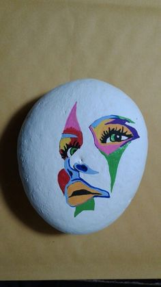 Easy Paint Rock For Try at Home (Stone Art & Rock Painting Rock Painting Patterns, Rock Painting Ideas Easy, Rock Painting Designs, Art Designs, Pebble Painting, Pebble Art, Stone Painting, Stone Crafts, Rock Crafts