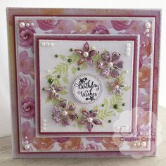 Chloes Creative Cards Craft, Cardmaking and Papercraft Supplies Christmas Sentiments, Card Sentiments, Birthday Wishes Flowers, Chloes Creative Cards, Stamps By Chloe, Create And Craft Tv, Crafters Companion Cards, Craft Stash, Cardmaking And Papercraft