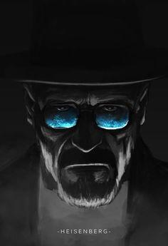 Heisenberg. Breaking Bad.
