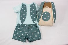 BASHFUL BUNNIES PLAYSUITS