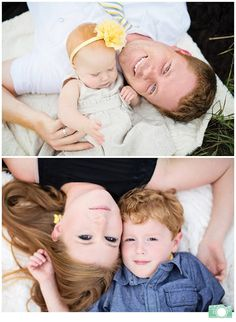 Family Portrait Photos by Rhema Faith Photography