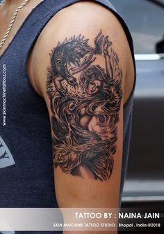 Shiva Tattoo, Detailed Tattoo, Hanuman, Lord Shiva, Tattoo Studio, Appointments, Tattoo Artists, Tattoos, Beautiful