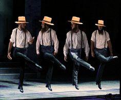 amish river-dance