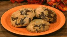 the chew | Recipe  | Jacques Torres' Chocolate Chip Cookies... ( in my family these are called crystals giant famous cookie) there amazing
