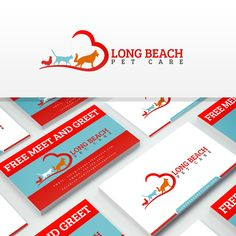 Long Beach Pet Care - new pet care company looking to get some attention :) by zengieart