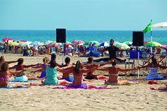 Playa de Gandia, Gandie - Communauté valencienne (Espagne)
