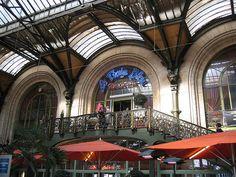 Le Train Bleu à la Gare de Lyon