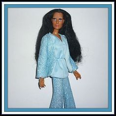 1976 Mego Cher Doll wears Herky Jerky - Means Business - Doll-lighted To Meet You! #dollshopsunited