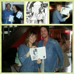 Bridal Chic Zine with illustrator Jonny blay art