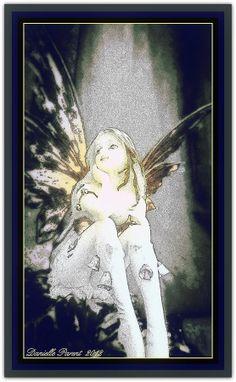 Bell Fairy  Photograph  - Bell Fairy  Fine Art Print