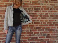 Made by MaZella  - alles is mogelijk als je maar durft - helen vest