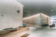 Qatar Airways' Al Safwa Lounge, Doha, Qatar - PASSPORT OUT  #design #architecture