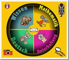 Kidsweb - gute Seite für Kinder